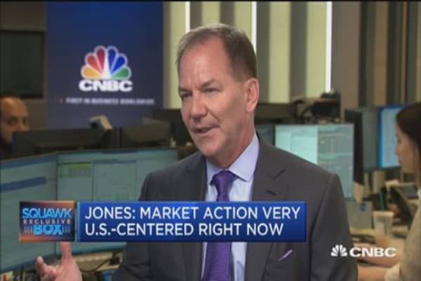 Goldman to launch new ETF based on Paul Tudor Jones' 'Just Capital'
