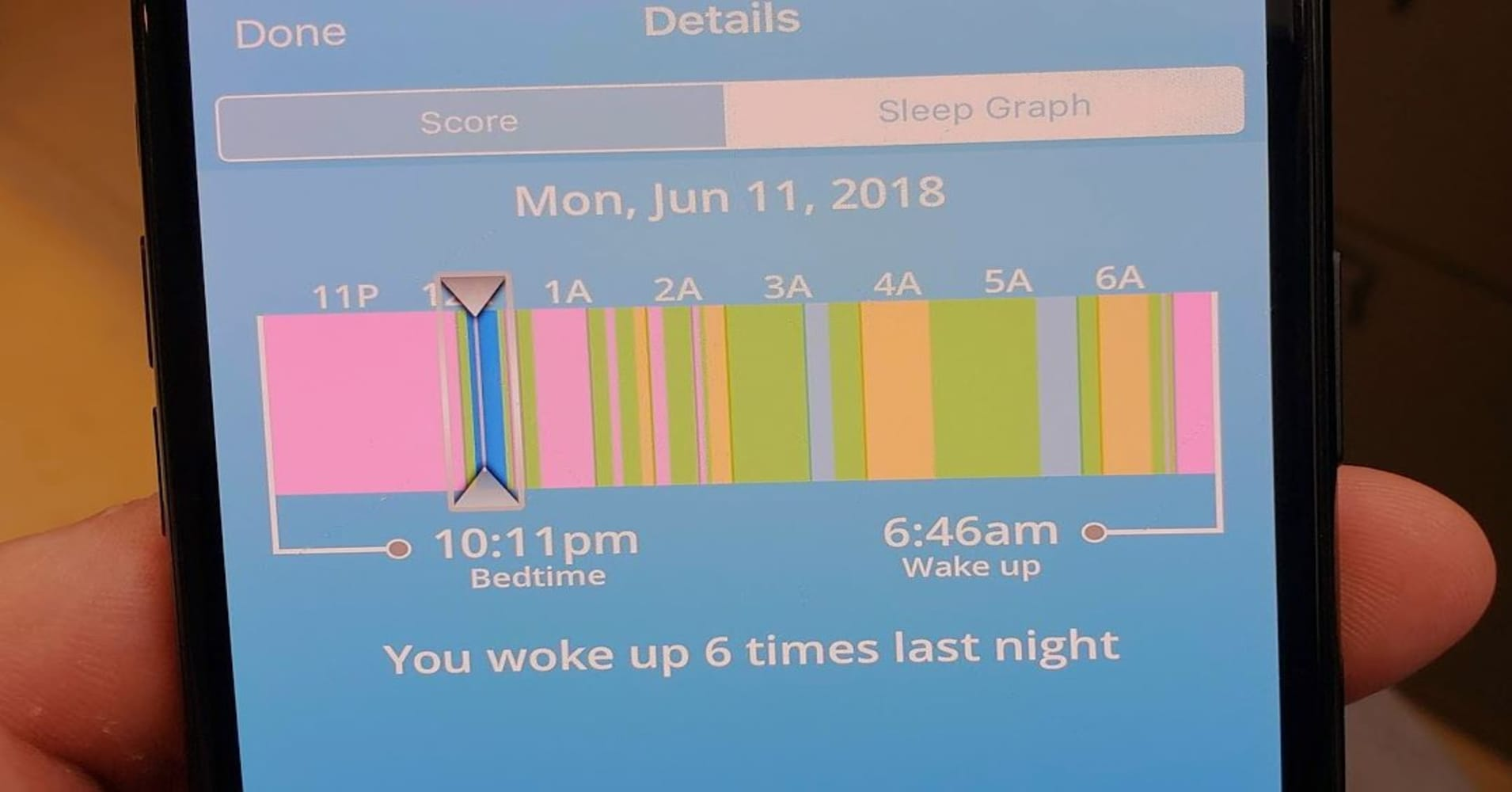 This free app measures how well you sleep using only your phone — no extra gadgets required