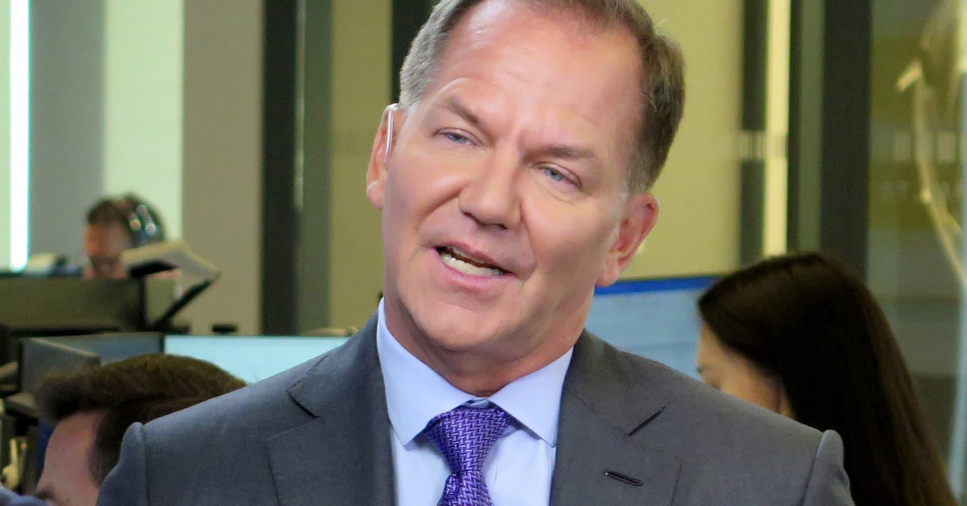 Hedge-fund legend Paul Tudor Jones: 'I'm very bullish on US stocks'
