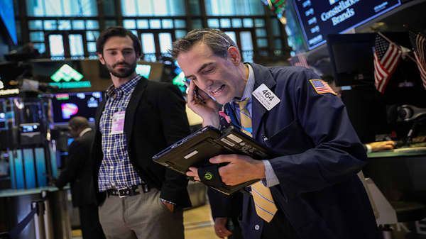 Goldman Sachs' David Kostin expects stocks to climb 3% by year's end