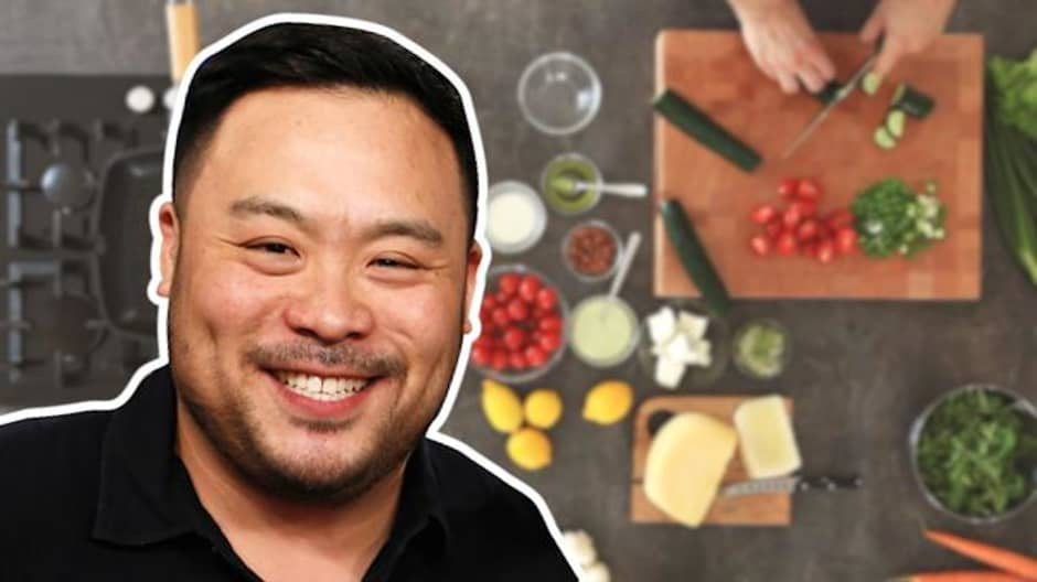 David Chang shares why you need to be selfish in your 20s to be successful