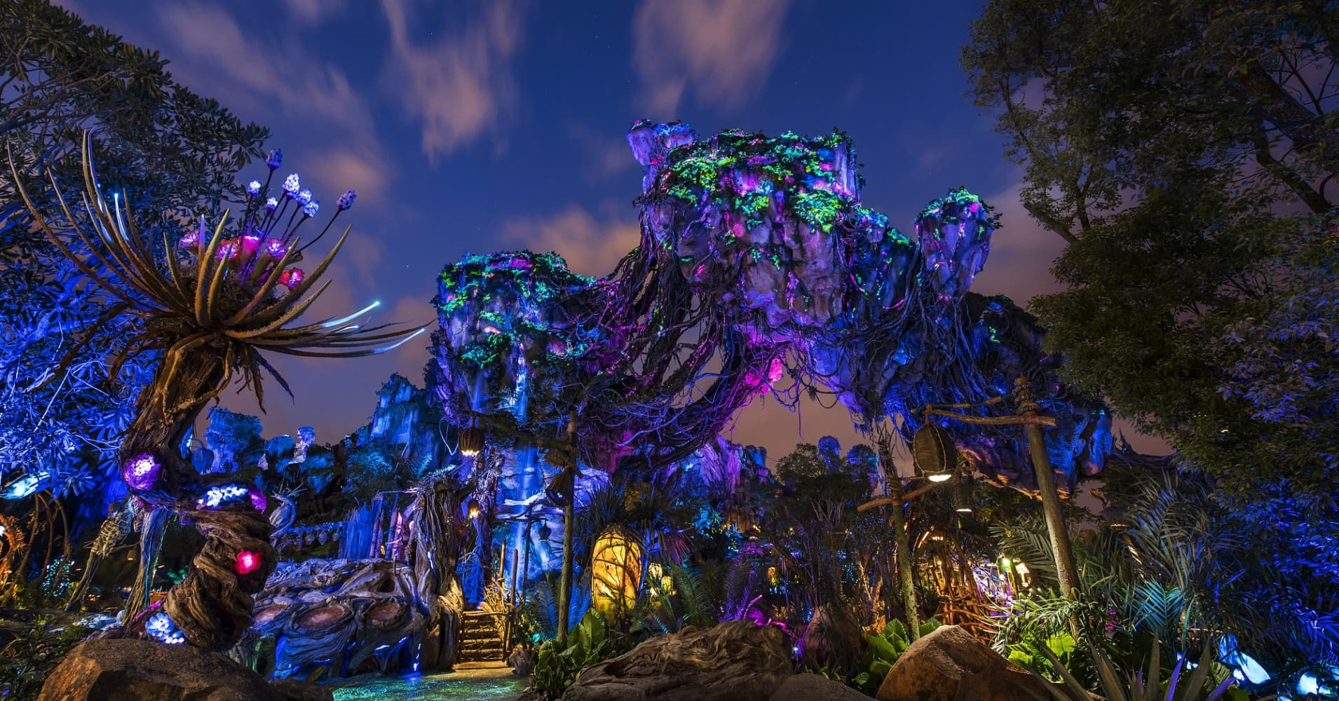 Pandora at Walt Disney World