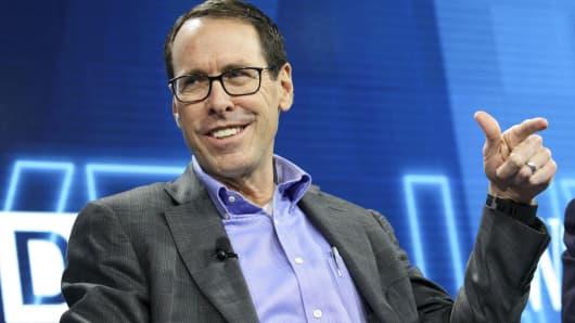 Randall Stephenson, CEO, AT&T
