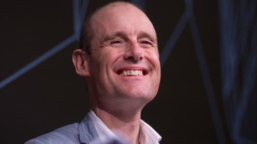 Pieter van der Does, chief executive officer of Adyen.