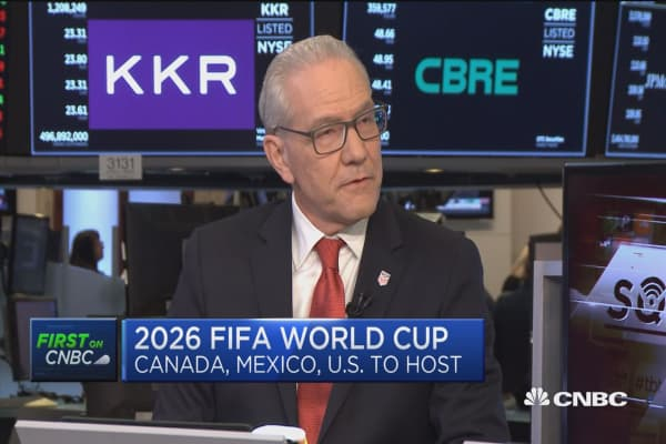 US Soccer CEO on winning joint World Cup bid