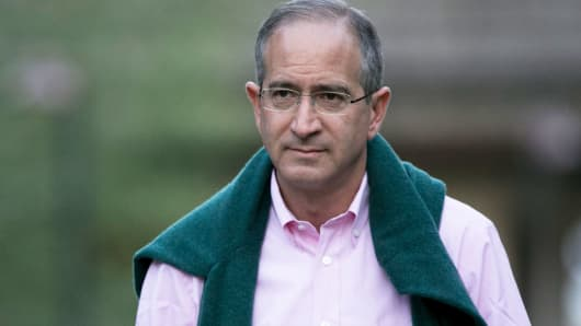 Brian Roberts, chairman and chief executive officer of Comcast Corp.