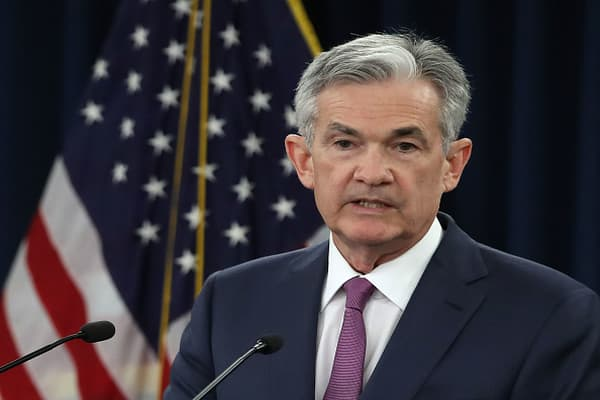 Fed's Powell: The economy is doing very well