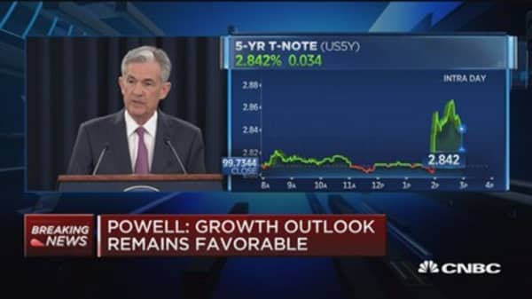 Fed's Powell: We'll always be using our tools to move inflation toward target