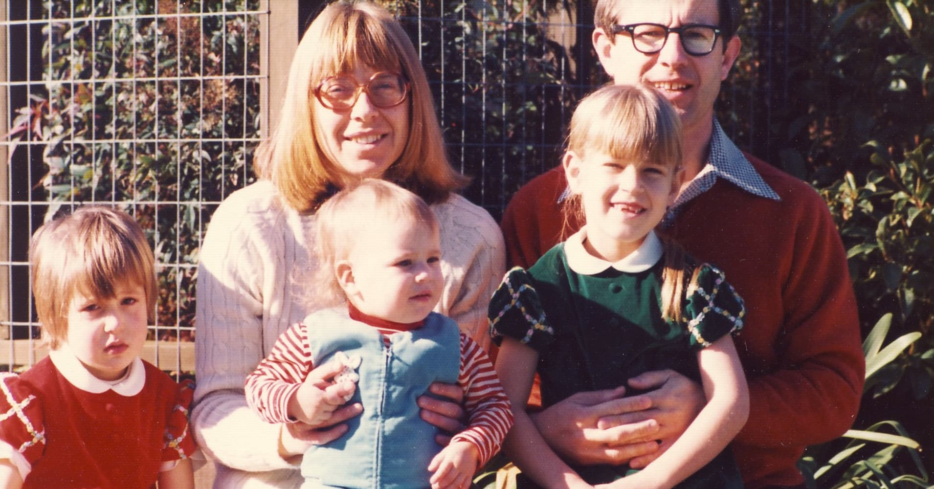 How the Wojcickis' parents raised 23andMe founder, YouTube CEO