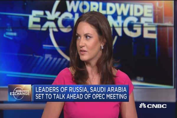Hadley Gamble previews the upcoming OPEC meeting