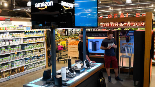 Amazon to close all of its 87 pop-up stores in the US beginning in April