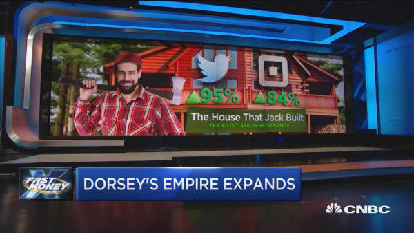 The House that Jack Dorsey Built is dominating the market
