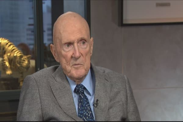 Watch CNBC's full interview with billionaire investor Julian Robertson
