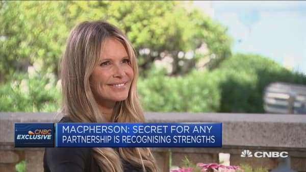 Elle Macpherson on her transition to a businesswoman