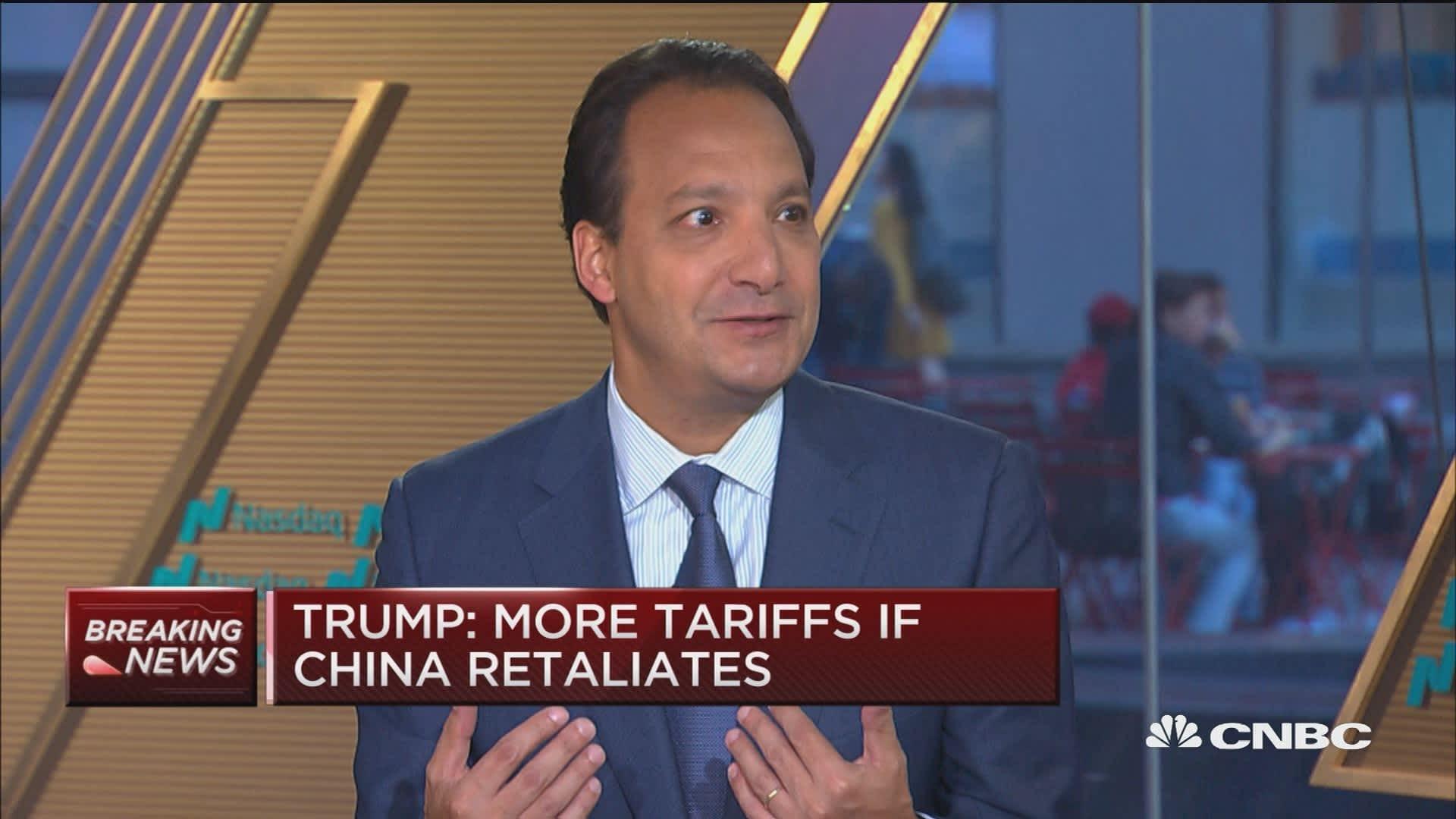 Trump To Slap 25 Tariff On 50 Billion Of Chinese Goods China Hits