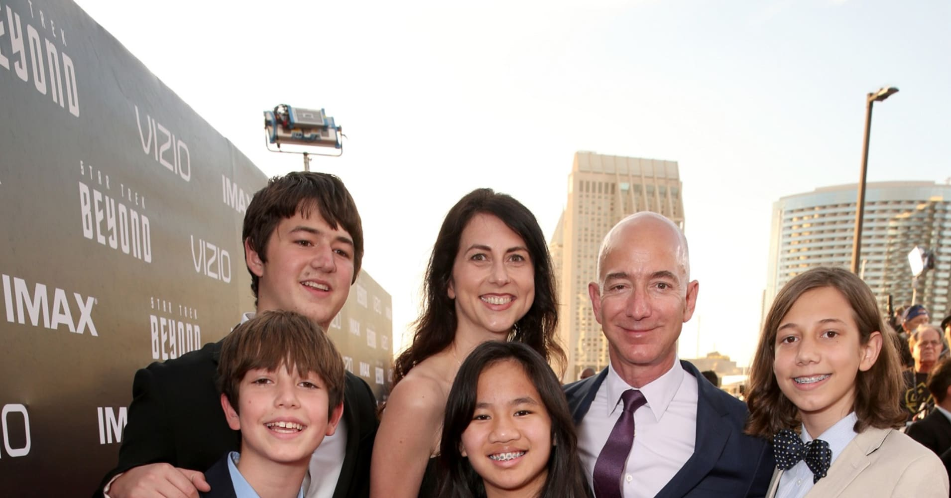 Amazon Ceo Jeff Bezos Shares The Career Advice He Gives His Kids