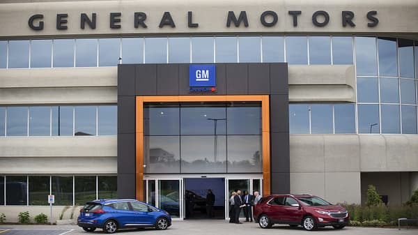 General Motors Considering Listing Shares Of Cruise Self