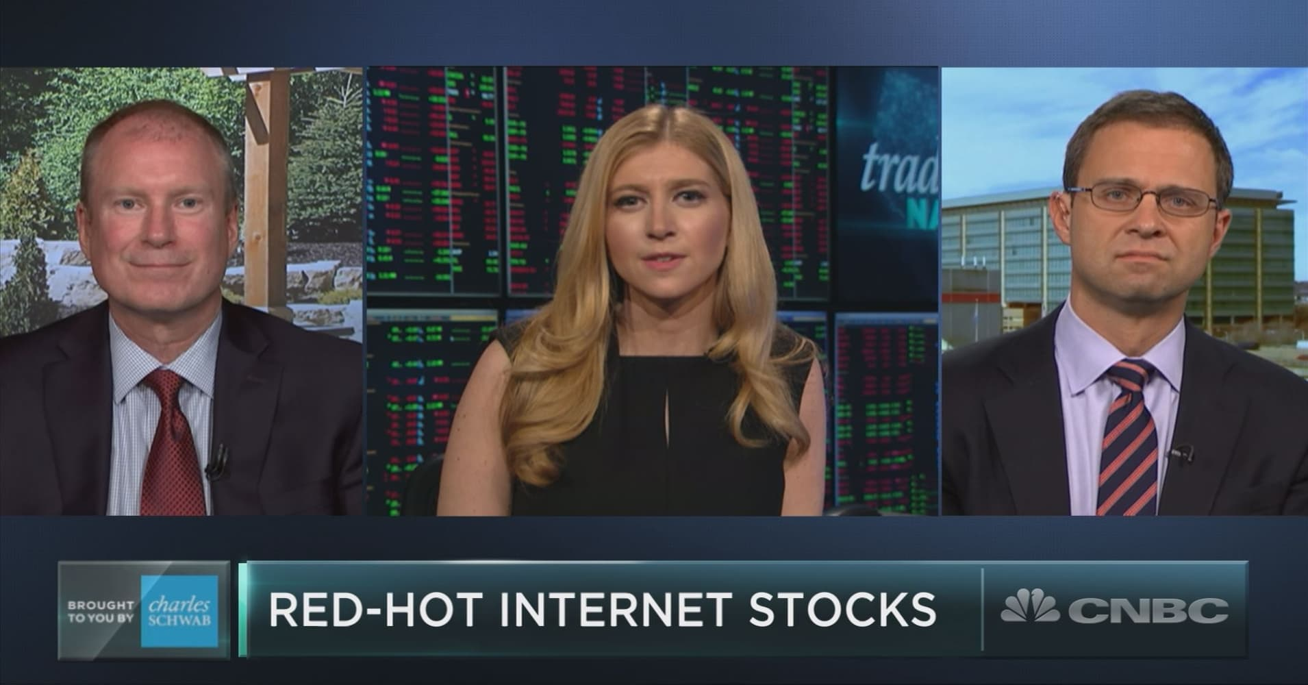 Web 2.0 trade: Red-hot internet stocks soaring, but rally could fade