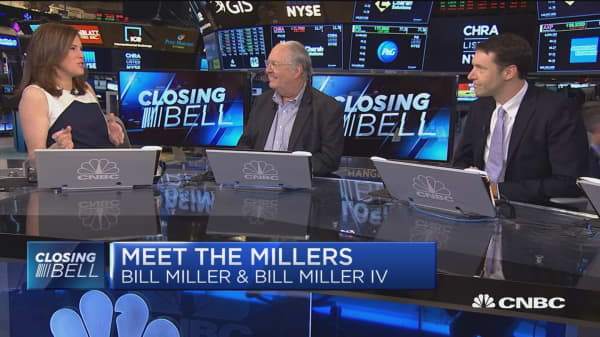 Legendary investor Bill Miller on his favorite stock picks