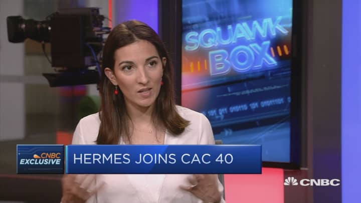 Hermes CEO: Luxury customers want seamless, multi-channel experience