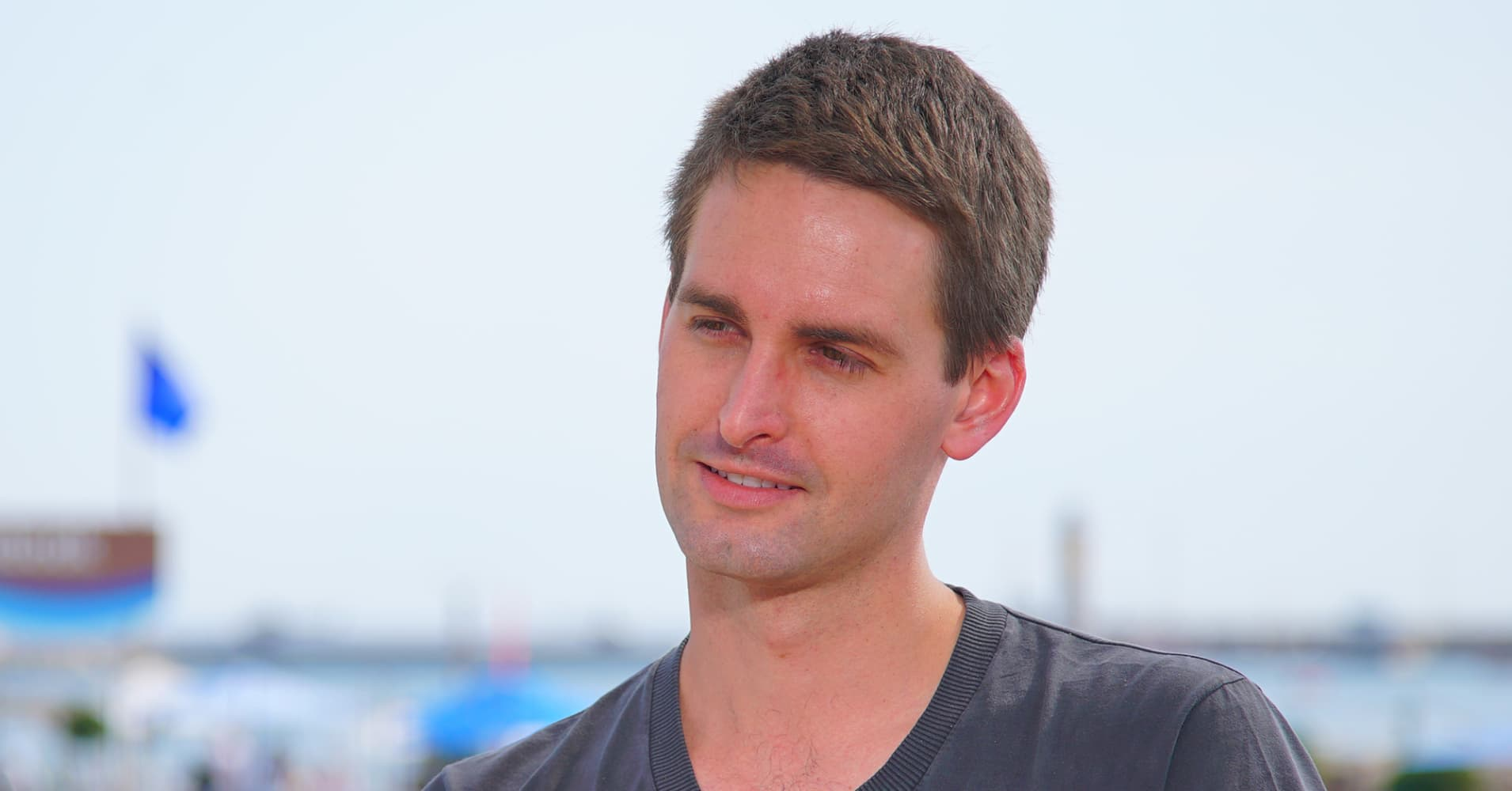 Snap plunges after its earnings beat as analysts say it's going to take longer to get profitable