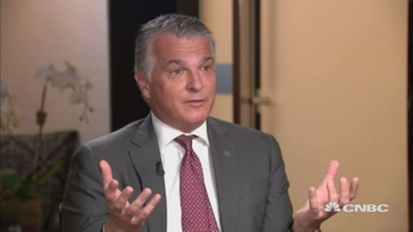 UBS CEO: Blockchain technology almost a must have