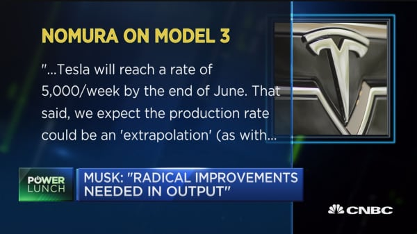 Will Tesla hit its Model 3 production target this time?