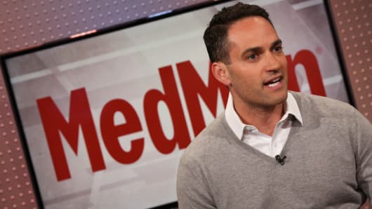 Adam Bierman, co-founder and CEO of MedMen.