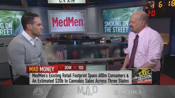 MedMen CEO says Oregon, Colorado are 'horrible markets' to be in""
