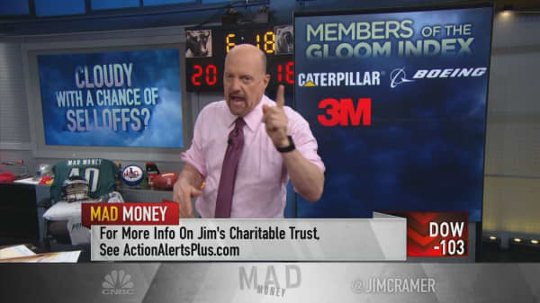 Cramer floats idea for 'gloomy' ETF with Wall Street's most downtrodden stocks