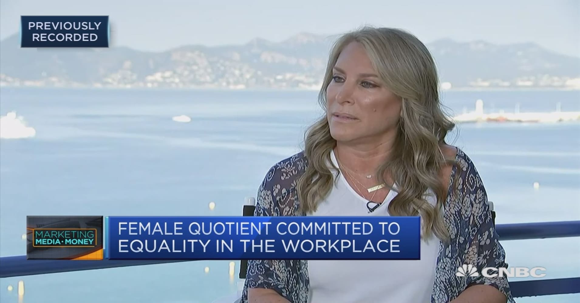 The Female Quotient CEO: Change happens when women stand together