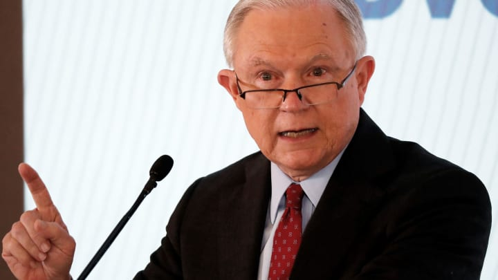 Jeff Sessions fires back at Trump: DOJ won't 'be improperly influenced' by politics