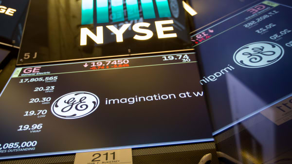 General Electric booted from the Dow