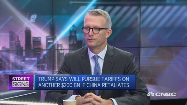 There is 'reasonably broad support' in the US for trade tariffs: Analyst