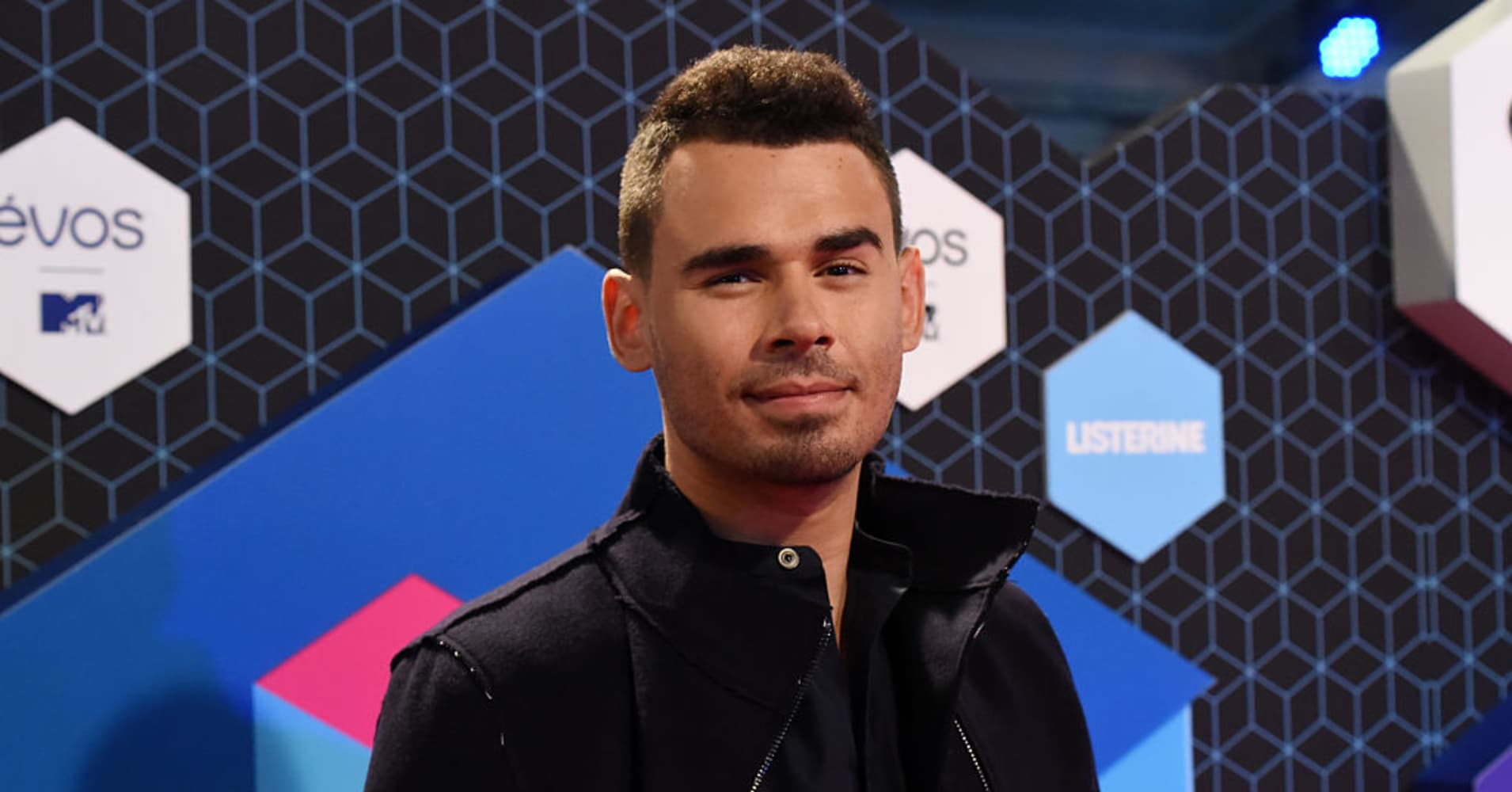 Afrojack attends the MTV Europe Music Awards 2016 on November 6, 2016 in Rotterdam, Netherlands.