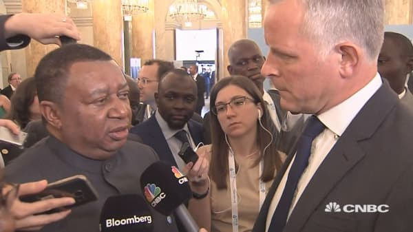 Barkindo: Always a challenge to keep OPEC insulated from politics