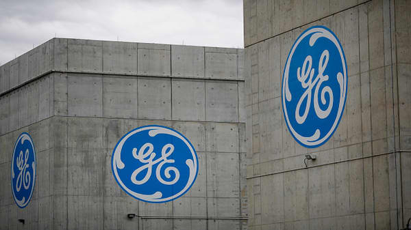 General Electric to leave the Dow Jones index