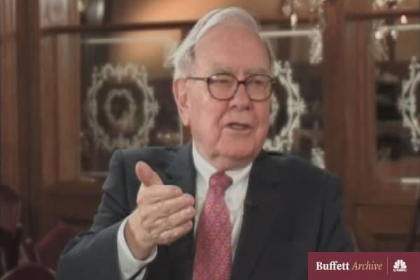 Buffett praised newly-named health care CEO in 2010 CNBC interview