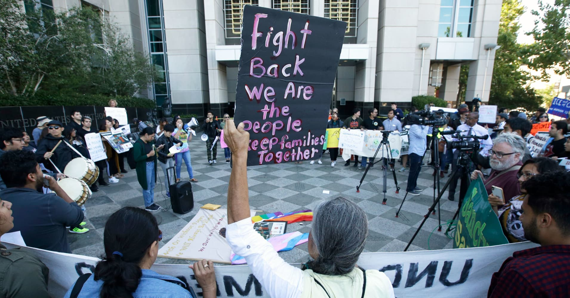US judge challenges federal government's claim California sought to stymie immigration enforcement