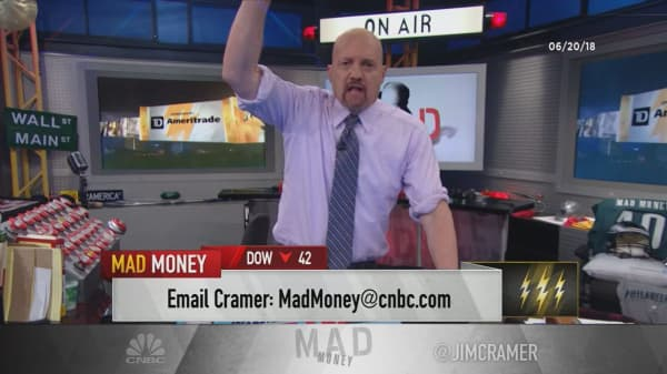 Cramer's lightning round: The pecking order for my favorite cybersecurity stocks