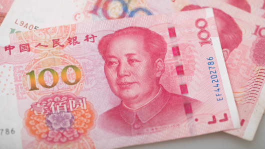 The Chinese Yuan Slumped To A Five Month Low As U S China Trade Tensions