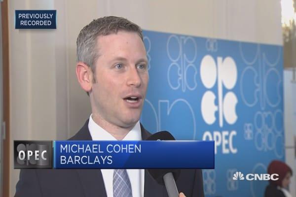 OPEC OIL Saudi Arabia Iran