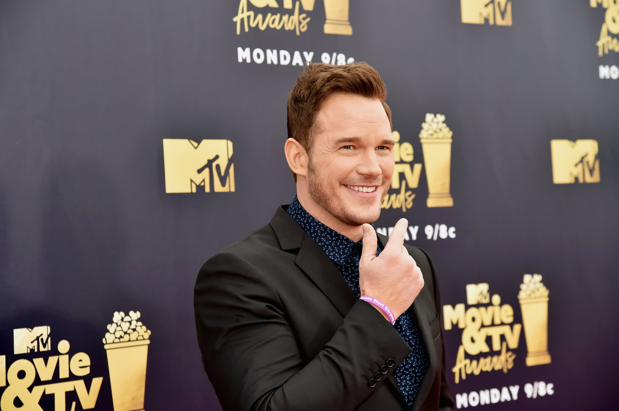 9 Chris Pratt Stories That Make It Hard to Read the New Anna Faris Book forecast