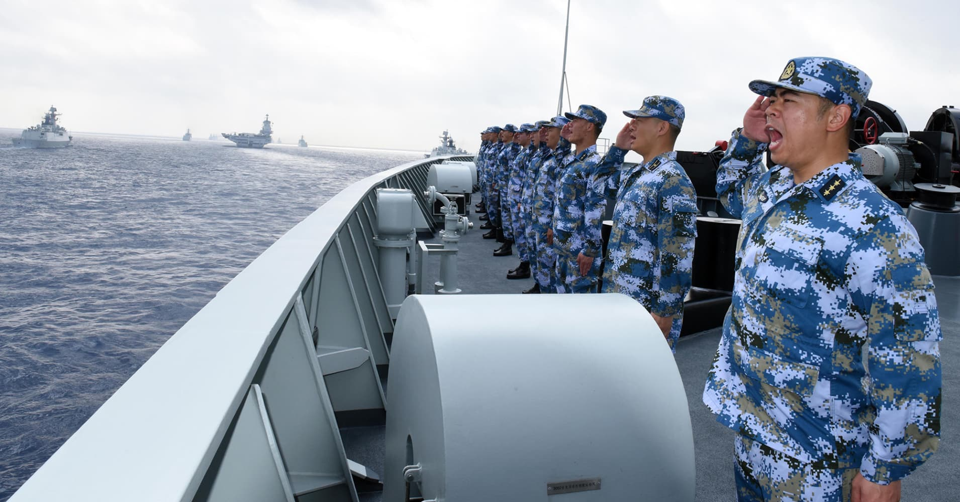 US intelligence report: China will have the world's most powerful naval gun ready for war by 2025