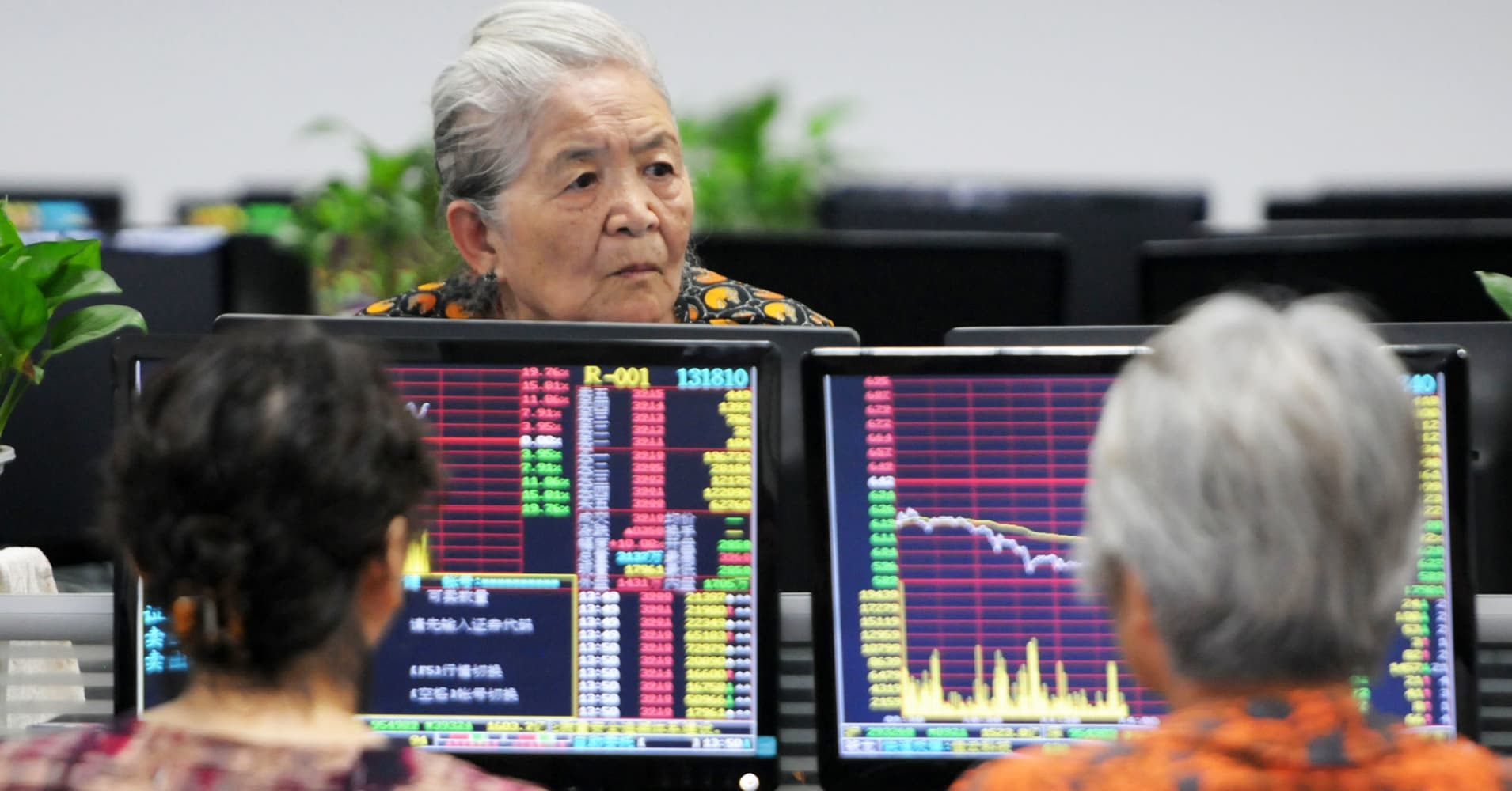 Asian stocks see losses on the first trading day of 2019