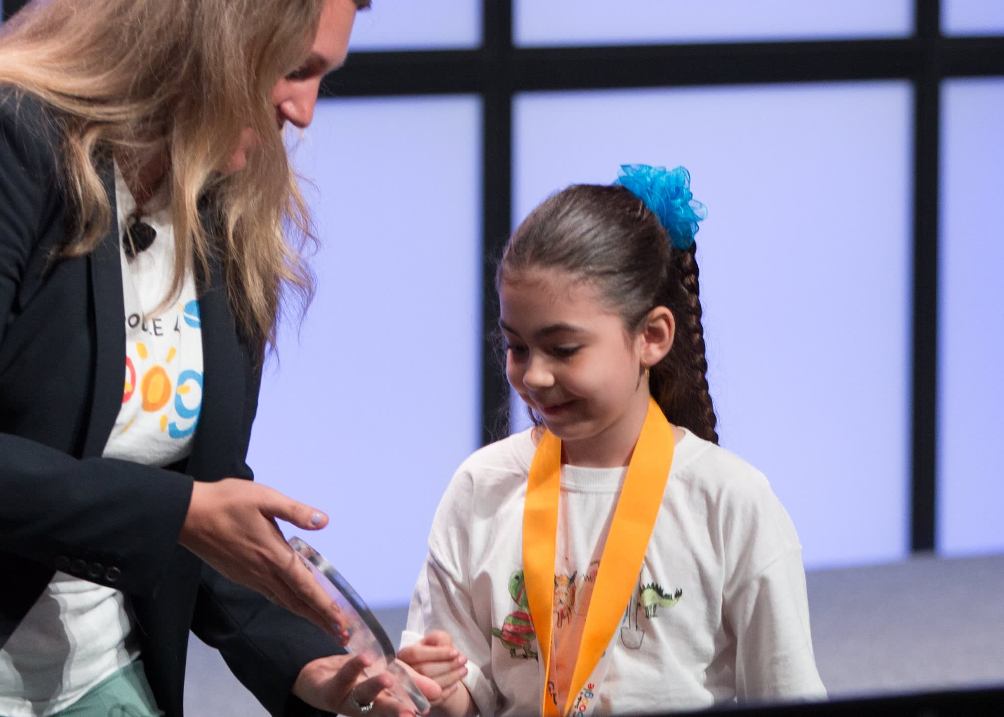 Google Awards 80 000 In Prizes To 7 Year Old Doodle Contest Winner
