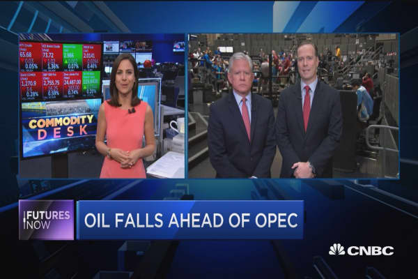 Should you bet on oil ahead of OPEC?