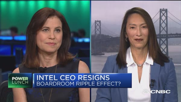 Did Intel go too far in forcing out CEO Brian Krzanich?