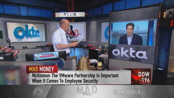 Why Okta has a leg up on tech giants like Microsoft