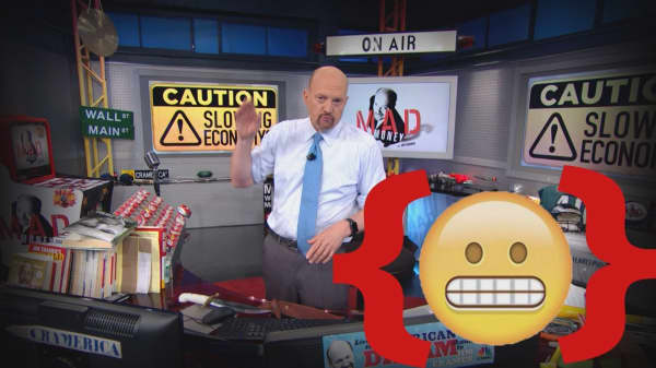 Cramer Remix: It was the hottest group in the market until Red Hat reported